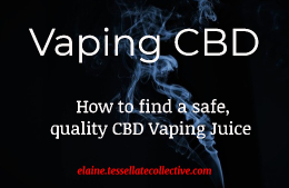 vaping cbd oil